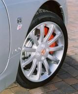 Opel Vectra A wymiana przednich tarcz i klocków hamulcowych